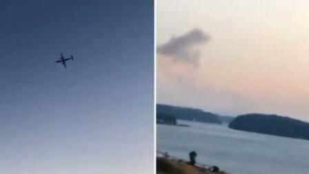 美国一航空公司职员偷了一架飞机 或已坠毁