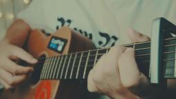 吉他弹唱《盗将行》大雨连绵 思念不闲
