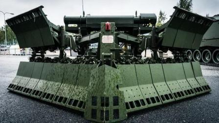 全世界埋有1亿颗地雷, 解放军一装备能隔空扫雷, 只因有此绝技