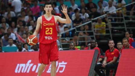 中国篮球明日之星阿布都沙拉木, 世界杯预选赛进球集锦