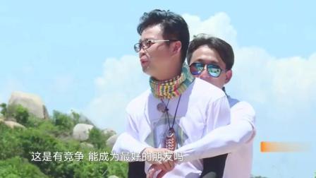 黄磊被问: 红雷大叔是你最好的朋友吗? 黄磊摇头哈哈!