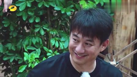 黄磊不愧是老江湖, 自己的演技把刘宪华弄得团团转啊