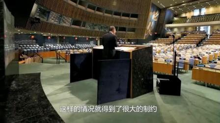 什么情况下动武不需要经过联合国批准? 张召忠: 只有这一种情况1
