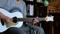 Gretsch 5021 5022 美式吉他评测 音色对比
