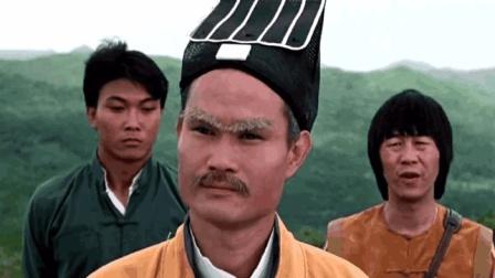 """僵尸道长: 林正英冥界大战僵尸, 使用""""招魂幡""""获众鬼相助"""