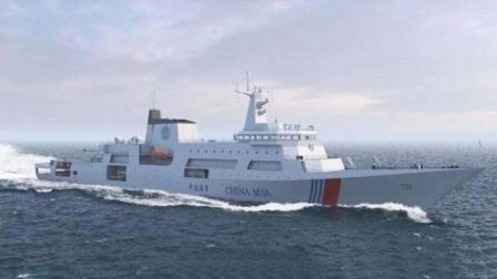 中国又一战舰问世 吨位堪比055但不装备海军