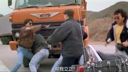 警队里的拼命三郎再大的危险都是单独行动他一个人就搞定了