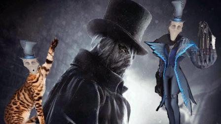 第五人格: 杰克竟有双重人格, 开膛手杰克杀人是因为精神分裂