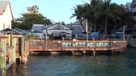 佛罗里达基韦斯特岛, 一座美丽的珊瑚岛
