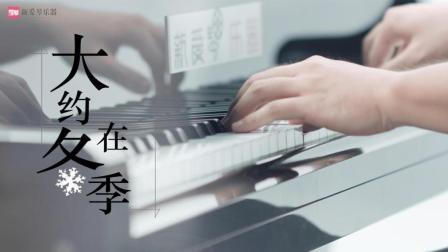 新爱琴流行钢琴公益课 第一季 《大约在冬季》讲解