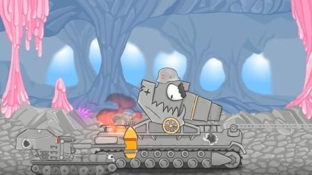 坦克世界搞笑动画: 还不用金币弹? 卡尔臼表示不用是不可能的!