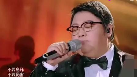 韩红深情演唱《天亮了》现场版, 观众感动到泪奔!