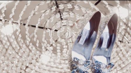 逐梦智造出品:Lei+Jing世园会婚礼集锦