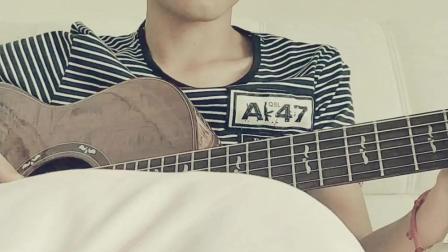 爱的故事上集 吉他弹唱 余武洪