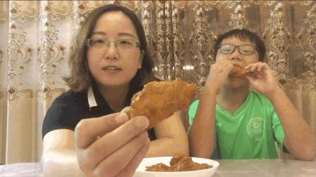 """试吃""""奥尔良烤鸡翅"""", 直接加热就能吃的烤翅, 吃鸡不用叫外卖了"""