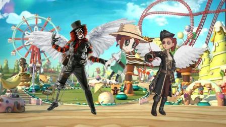 第五人格: 小丑是个情种, 暗恋驯兽师, 新地图游乐场他或成主角