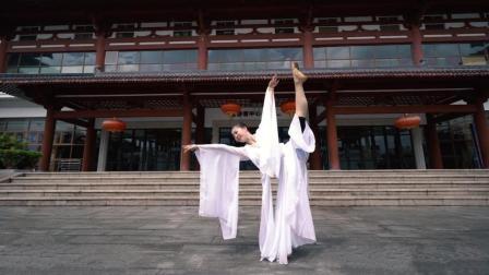 古典舞《思慕》, 虽然是业余学习, 12节课成果还是很赞!