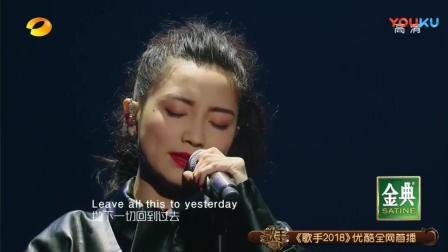 张天爆裂嘶吼《不在乎》 歌手舞台献唱原创曲目证实自我