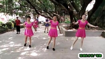 新手入门32步广场舞《青青河边草》老歌新跳 好听好看