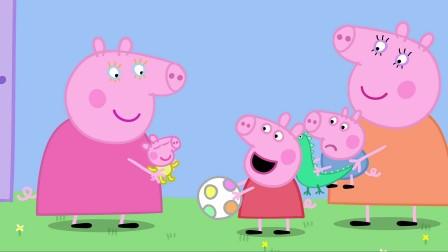 小猪佩奇 第二季:佩奇一家来克洛伊家看望猪宝宝