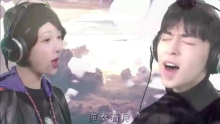 邓伦杨紫献唱电视剧《香蜜沉沉烬如霜》的主题曲《天地无霜》MV上线!