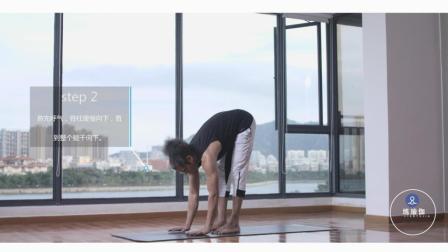 做不好的前屈, 瑜伽老师亲自上阵教学, 1分钟搞定
