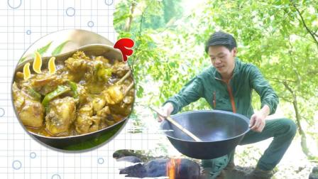 让你爱上吃饭的香辣咖喱鸡, 满足你味蕾的所有需求