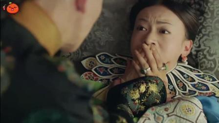延禧宫略: 魏璎珞和皇上发糖啦, 两人好甜蜜哟, 富察傅恒可悲了