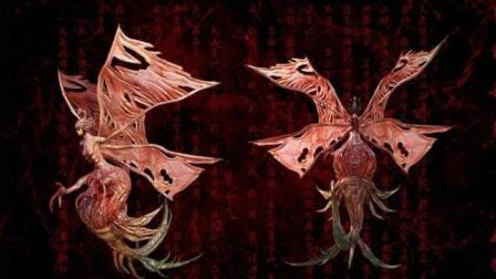 超恐怖的中国古代妖怪姑获鸟, 全程高能!