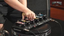 铁人音乐频道乐器测评-Swiff无线串联单块效果器(上)