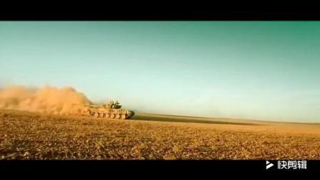 红海行动中的坦克大战, 堪比好莱坞大片, 知道坦克型号后开心了