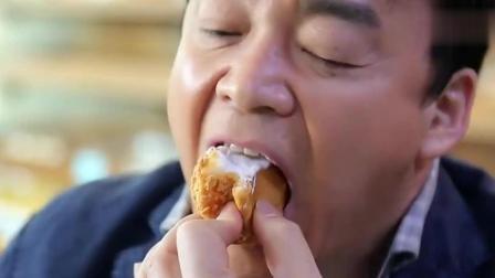 知道韩国人什么时间吃面包喝牛奶时间多吗, 杏仁面包显得真甜蜜!