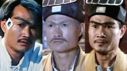 暑期香港影星08: 林正英十种电影表情, 最有型的僵尸片道长