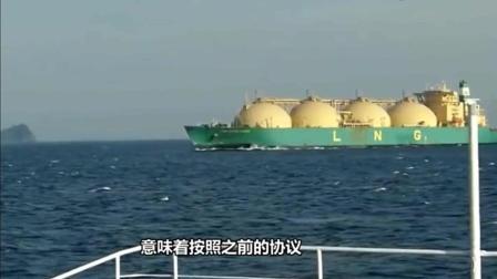 中国一条大动脉终于打通, 美数十艘巨轮即将打道回府, 损失惨重