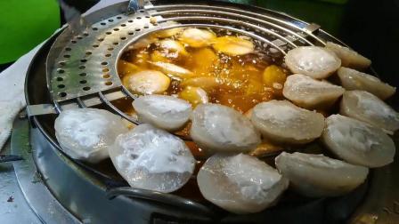 台湾特色美食肉丸汤小店, 料足又美味, 一份9块钱, 生意火爆40年