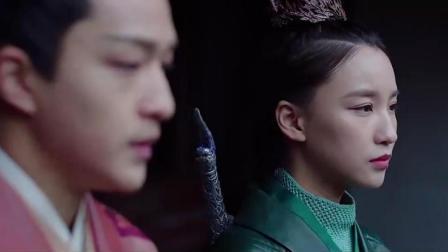 长安说若他回不来让月影放过晚媚, 这是她欠她的