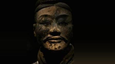 这件兵马俑价值上亿, 禁止出国展览, 因为专家也解释不了该俑的脸