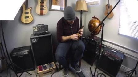 1美元的玩具吉他玩出新高潮! 霸气编曲给跪了!