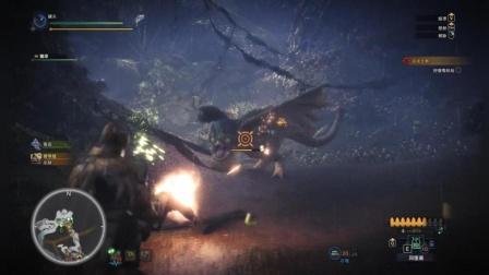 『罐头』怪物猎人: 世界#03 向毒妖鸟开火