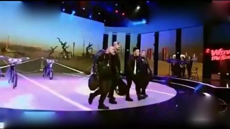杨树林改编音乐《外卖》不仅搞笑而且好听, 现场