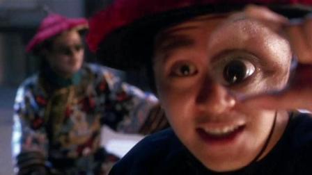 海公公将净身后的宝贝珍藏起来, 韦小宝要用放大镜在能看到!