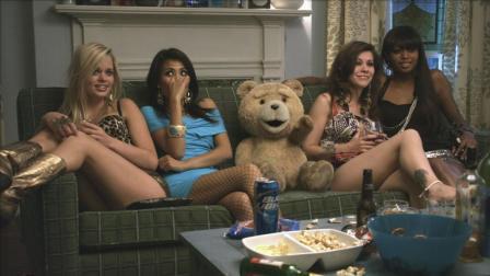 全美最流氓的《泰迪熊》, 和妹子抢男友, 告诉你什么叫毁童年!