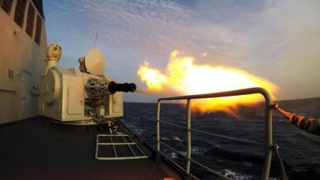 解放军超级加特林, 射速高达10000发每分钟, 威力世界前列