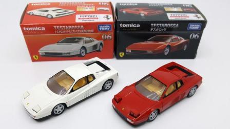 东知玩具【773】Tomica Premium法拉利Ferrari特斯塔罗萨TESTAROSSA 2018年8月新车