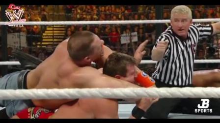 2008wwe皇家大战 WWE皇家大战巴蒂斯塔vs约翰塞纳vs毒蛇vs大白鲨