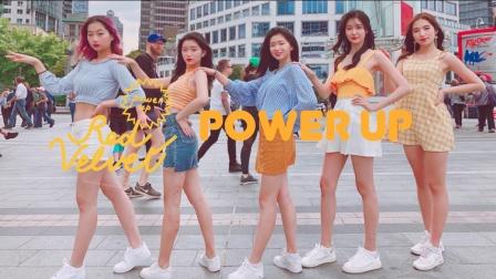 韩舞街拍:Red Velvet - Power Up (天舞)温哥华