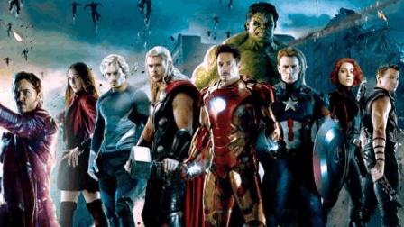 漫威系列电影: 最厉害的超级英雄你觉得是谁? 绿巨人只能拍第五!