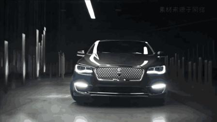 2019年林肯MKZ来了, 顶配搭载3.0L双涡轮V6发动机, 动力充沛