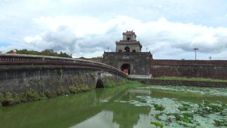 中国人在越南, 实拍顺化大皇宫, 看看跟中国故宫有什么区别