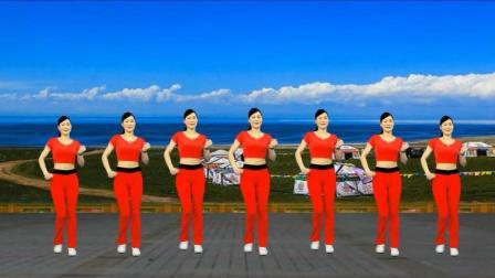 24步广场舞《玩腻》零基础步伐, 简单易学, 送给初学跳舞者的你吧!